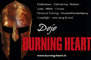 Dojo Burning Heart, Inchecken, Pasje